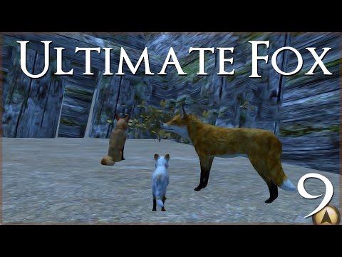 Birth of a Thorny Fox Kit!! • Ultimate Fox Simulator - Episode #9
