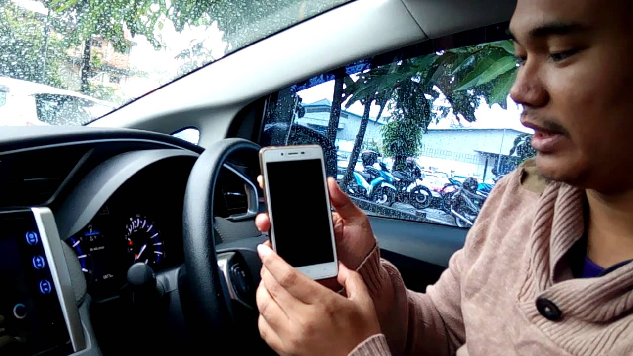 Cara Pengoperasian Audio All New Kijang Innova G Diesel Tutorial Mengaktifkan Miracast Pada Toyota V Youtube