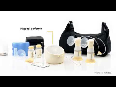 Sonata, Medela's NEW Double-electric Breast Pump | Toys R Us Canada