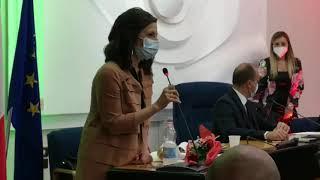 Francesca Colavita Ambasciatrice molisana nel mondo