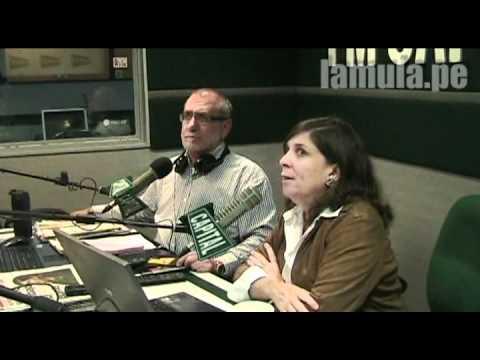 Rosa María Palacios sobre su despido de canal 4 en La Hora Loca - La Mula