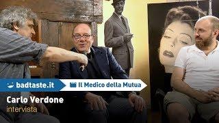 EXCL - Carlo Verdone racconta Alberto Sordi e Il Medico della Mutua