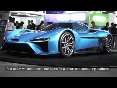 Electric Car Future Tech: 313 km/hour & Autonomous Driving