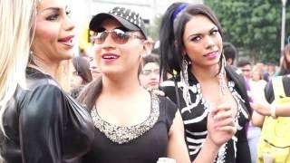 Travestis y Transexuales Hermosas Marcha LGBTTTI 2016
