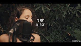 MISCE! - 6PM (JUNGLA Backyard Session)