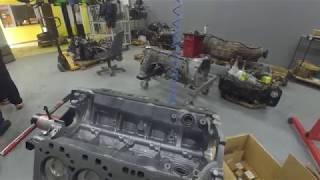 видео Капитальный ремонт двигателя – стоимость, запчасти, обкатка после капиталки