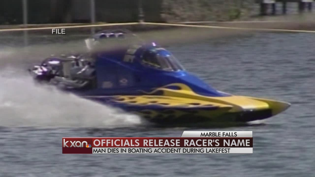 One Man Dead After Boating Accident In Marble Falls Youtube