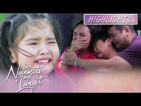 Ruth's family leaves Mikmik in the Mansion | Nang Ngumiti Ang Langit