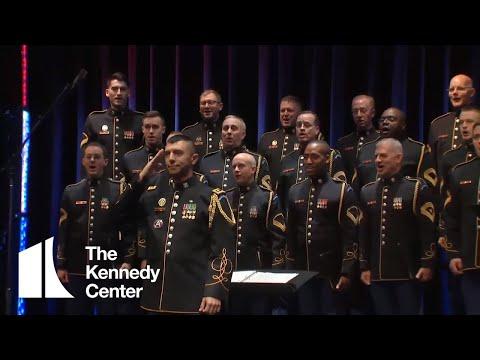 U.S. Army Chorus - Millennium Stage (November 11, 2016)