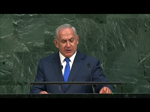 "Israel PM Netanyahu: ""The Iranian nuclear deal paves Iran's path to the bomb"""
