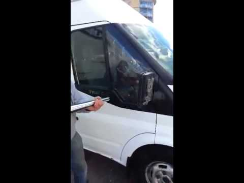 Ford Transit Locking Door Fault Fix Youtube