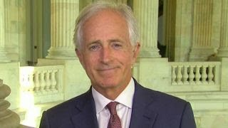 Sen. Corker: Hope WH keeps deficits in mind with tax reform thumbnail