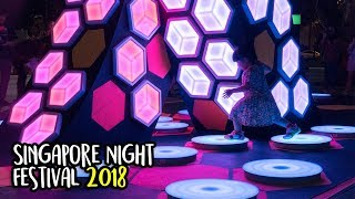 Singapore Night Festival 2018: 12 High-Lights Families and Kids Will Love!