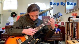 Step By Step (by Rich Mullins) - guitar arrangement by Richard Greig