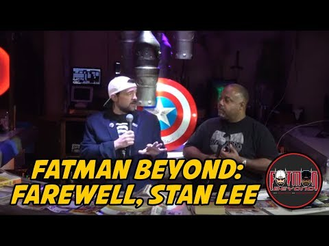 Fatman Beyond: Farewell, Stan Lee