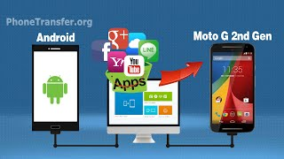 How to Transfer Apps to Moto G2, install Apps from old Android Phone to Moto G 2nd Gen.