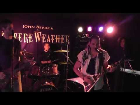John Sevilla and Severe Weather - These Blues. (Official Video)