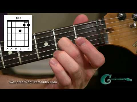 Guitar Lesson: Pitch Axis Theory & Modal Harmony
