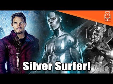 James Gunn Teases Silver Surfer in the MCU & More