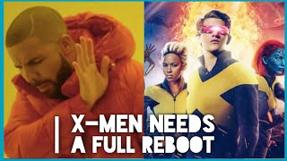 X-Men Movies Need to Stop - The Unpopular Opinion Show