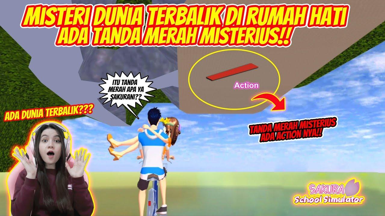 Download ADA GOA MISTERIUS & DUNIA TERBALIK DI RUMAH HATI!! BENARKAH??? SAKURA SCHOOL SIMULATOR - PART 361