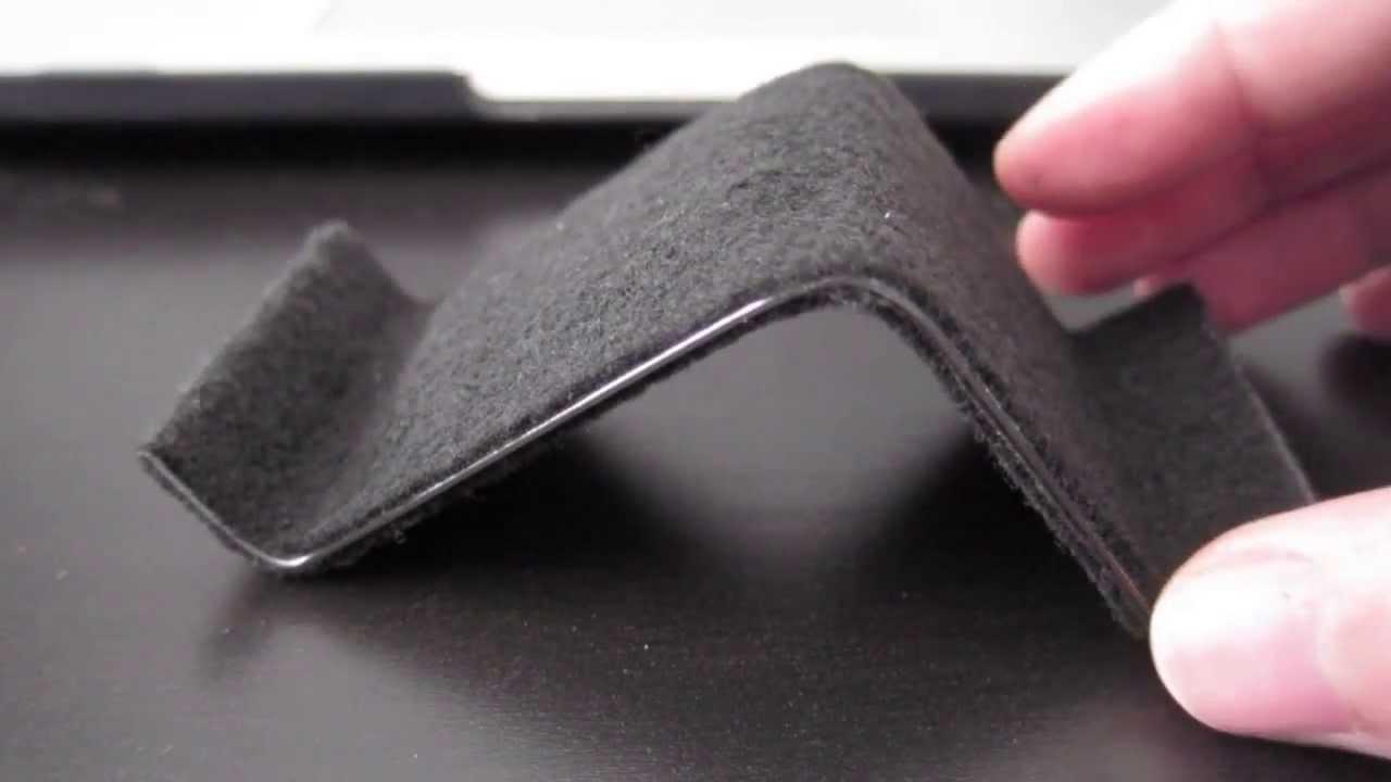 Cd-slot tablet holder