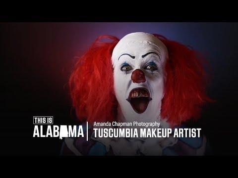 Amanda Chapman: Tuscumbia Makeup Artist   This is Alabama