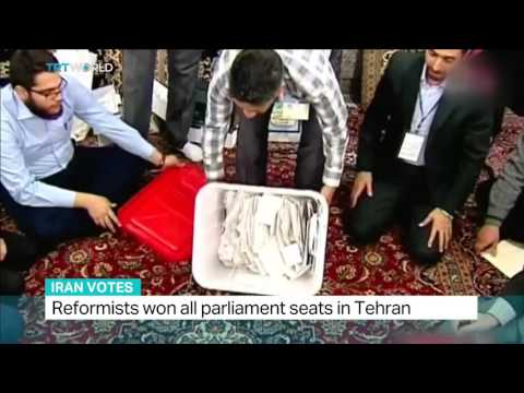 Iran Votes: Reformists win all parliament seats in Tehran, Sally Ayhan reports