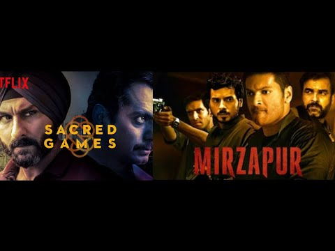 Download MIRZAPUR and SECRED GAMES background music [download]