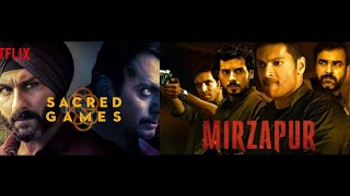 MIRZAPUR and SECRED GAMES background music [download]