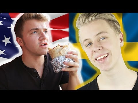 American Tries To Learn Swedish In One Day | Ft. ManfredErlandson