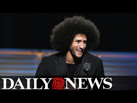 Kaepernick visits Rikers Island and sparks feud with CO union