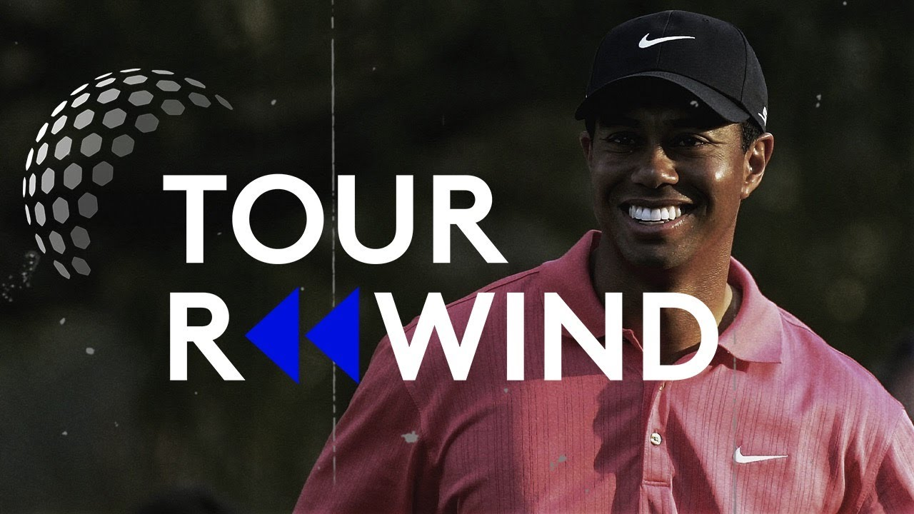 Tiger Woods beats Ernie Els in 2006 Dubai Desert Classic Play-Off | Tour Rewind
