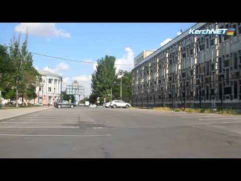 kerchnettv: В Керчи открыли автостоянку на морвокзале