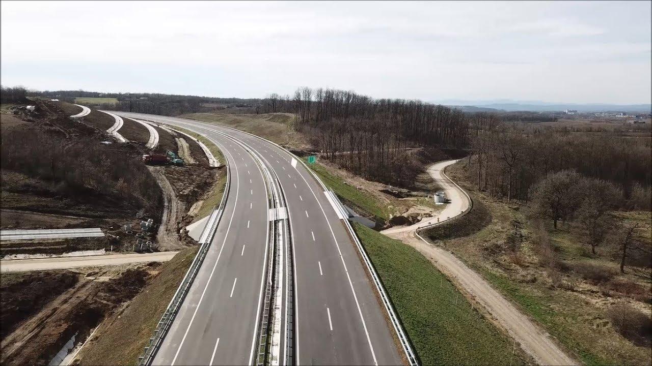 Autoput Obrenovac Ljig Youtube