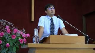 2018年8月19日礼拝説教(前橋キリスト教会)