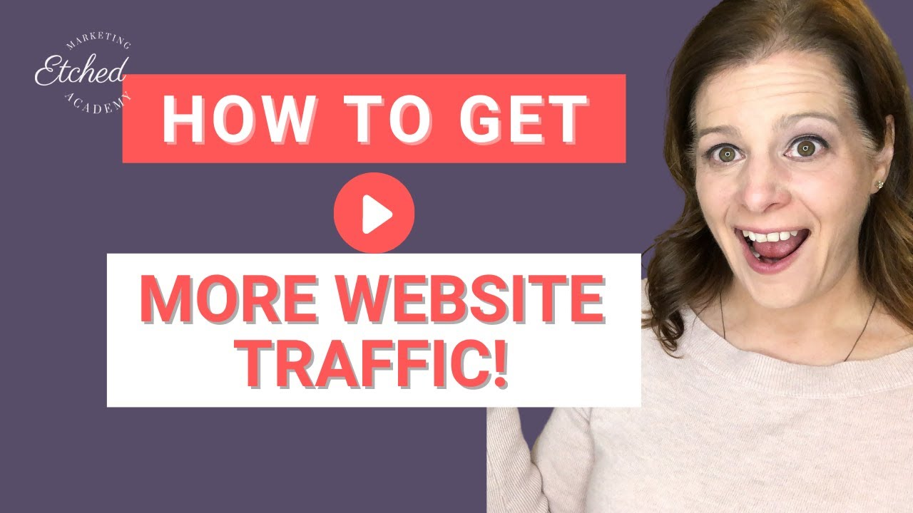 How to get more website traffic | Get more traffic to your new website