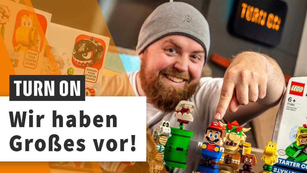 LEGO Super Mario: Was machen wir mit 8.000 Steinen?