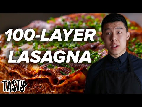 100-Layer Lasagna Challenge: Behind Tasty