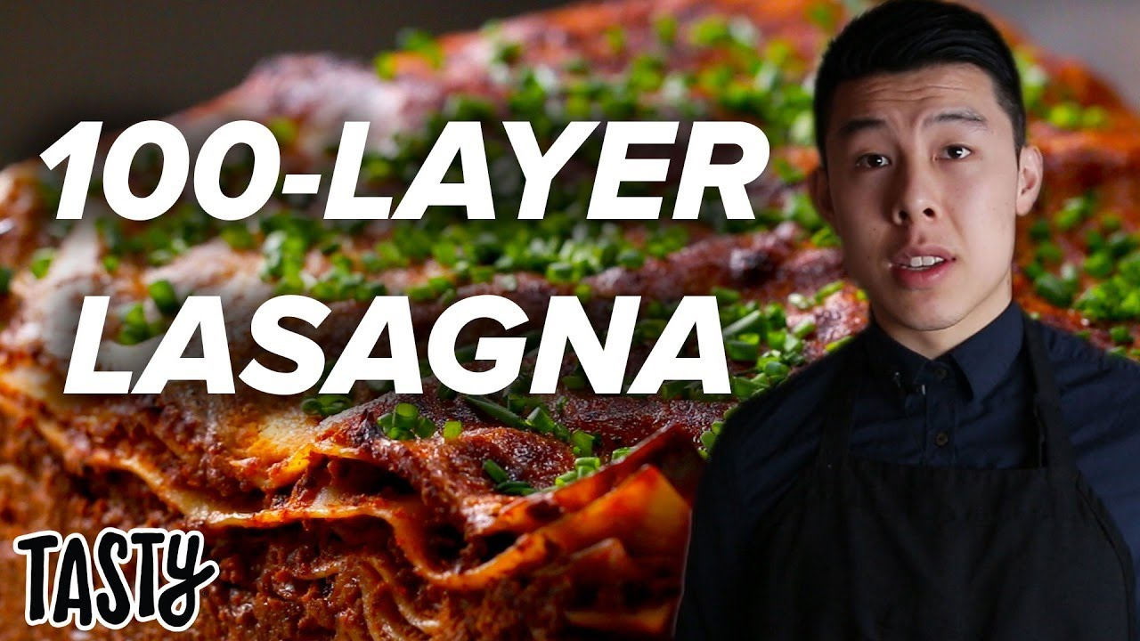 how to make tasty lasagna
