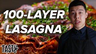 100-Layer Lasagna Challenge: Behind Tasty by : Tasty