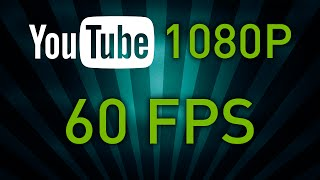 How to Record 1080p 60fps with OBS Studio & NVENC