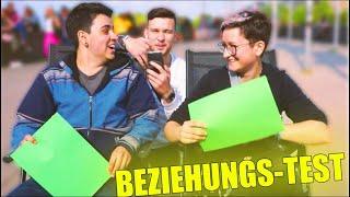 BEZIEHUNGS-TEST auf der STREET !..😱| STREET COMEDY | Denizon
