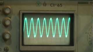 Намотка и замер резонансной частоты катушки