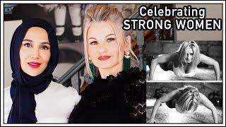 Celebrating Strong Women   #ForStrongWomen   Ad   Amena
