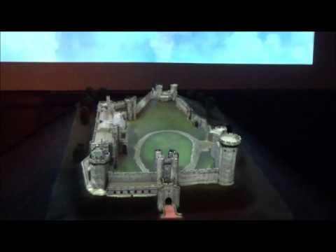 Time Tower Walkthrough - Warwick Castle