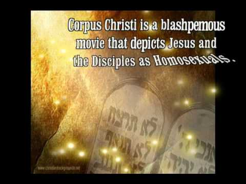 blasphemous movie corpus christi warn others youtube