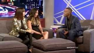 Tia and Tamera on the Arsenio Hall Show! Full Interview From September 2013