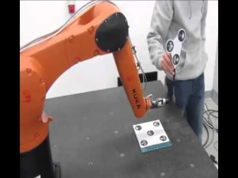 Positioning of (Industrial) Robots