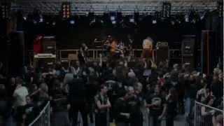 Fimbul Festival 2012 - Zeitraffer der Bühne